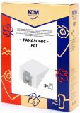 Sac aspirator Panasonic C 2E hartie 5X saci KM