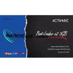 Activare Boot-Loader v2.0 (100 zile, 3 GB)