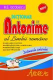 Dictionar de Antonime al Limbii Romane | M. E. Iacobescu, Andreas