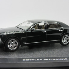 Macheta Bentley Mulsanne Minichamps 1:43