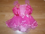 Costum carnaval serbare zana rochie dans balet pentru copii de 4-5-6 ani, 4-5 ani, Din imagine