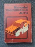 MANUALUL TINICHIGIULUI AUTO SCOLI PROFESIONALE - Sava, Dinescu