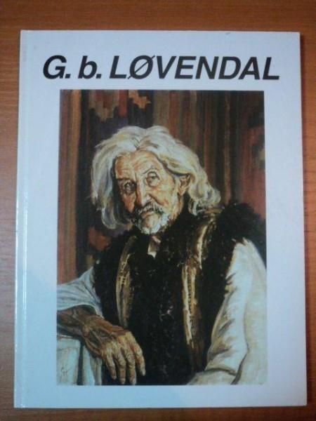 GEORGE BARON LOVENDAL BUC. 2000