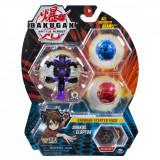 Pachet figurine Bakugan Start - Darkus Cloptor