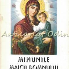 Cumpara ieftin Minunile Maicii Domnului - Nicodim Mandita