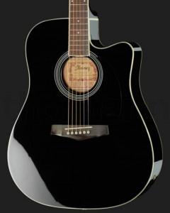 chitară electro-acustică IBANEZ