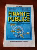 Finante publice, Editia a -2a, Iulian Vacarel