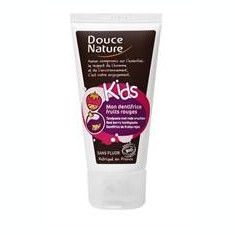 Pasta de Dinti Bio Copii cu Fructe Rosii Douce Nature 50ml Cod: 3380380071386