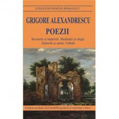 Poezii | Grigore Alexandrescu