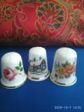 Degetare din portelan- colectie vintage