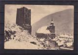 BRASOV  BISERICA  NEAGRA  CIRCULATA  1915