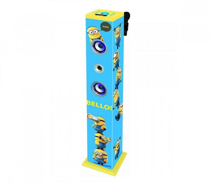Sistem Audio Tower Lexibook Minions Sound K8050DES