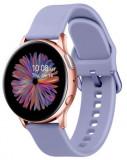 Smartwatch Samsung Galaxy Watch Active 2 SM-R830, Procesor Dual-Core 1.15GHz, Super AMOLED 1.2inch, 768MB RAM, 4GB Flash, Bluetooth, Wi-Fi, Carcasa Al