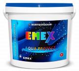 "Tencuiala Decorativa Impermeabila ""EMEX AQUA PROTECT"", Alb, Bidon 25 KG"