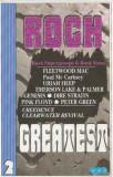 Caseta Rock Greatest Hits & Groups Vol.2, originala