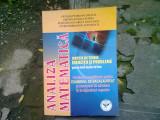 ANALIZA MATEMATICA - CATALIN PETRU NICOLESCU (PROBLEME PREGATITOARE PENTRU EXAMENUL DE BACALAUREAT)