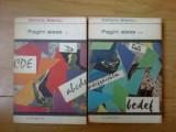 A2c Zaharia Stancu - Pagini Alese - 2 volume