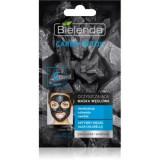 Bielenda Carbo Detox Active Carbon Masca de curățare cu cărbune pentru piele uscata spre sensibila