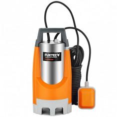 Pompă de apă murdară Fuxtec FX-TP11100, 1100 Watt