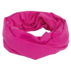 Banderola multifunctionala BREMEN Trendy Pink