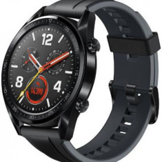 Smartwatch Huawei Watch GT Fortuna-B19S, Amoled 1.39inch, 16MB RAM, 128MB Flash, Bluetooth (Negru)