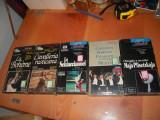 LOT de 5 Casete video VHS originale cu opere si tenori celebrii, prov.  Italia