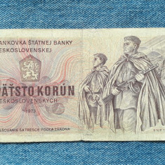 500 Korun 1973 Cehoslovacia