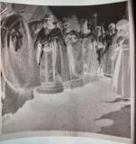 Negativ pe celuloid Episcop greco-catolic Alexandru Rusu la Dej anii 1930