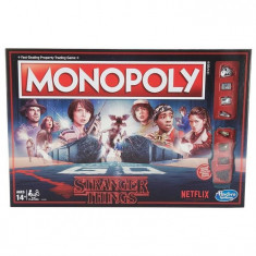 Joc Stranger Things Monopoly