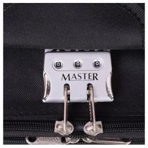 Troler Tacoma Master, 75 cm, Negru