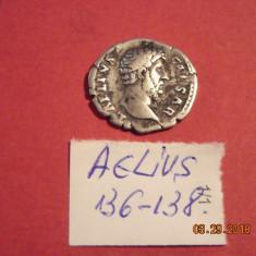 Denar roman AELIUS
