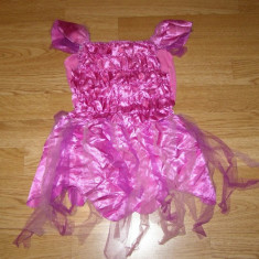 costum carnaval serbare zana pentru copii de 4-5-6 ani