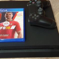 PS4 Slim 500Gb+FIFA 18