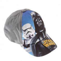 Sapca baieti Star Wars Darth Vader Storm Trooper gri