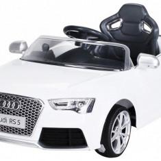 Masinuta electrica Audi RS5 2x35W STANDARD 12V MP3 ALB