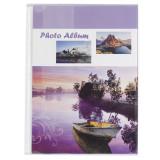 Album foto travel, capacitate 24 fotografii 10x15, slip-in, 12 file model boat