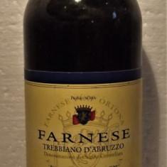 A93 -VIN TREBBIANO D'ABRUZZO, FARNESE, DOC, recoltare 2002 cl 75 gr 13