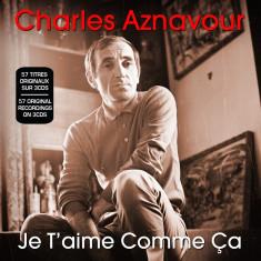 Charles Aznavour Je Taime Comme Ca Box digi (3cd)