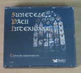Canturi gregoriene - Sunetele pacii interioare 3CD Reader's Digest