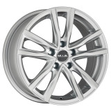 Jante SEAT IBIZA 6.5J x 16 Inch 5X100 et40 - Mak Milano Silver - pret / buc