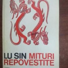 Mituri repovestite- Lu Sin