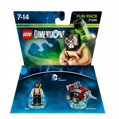 Lego Dimensions Fun Pack - DC Comics - Bane  - 60313