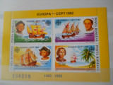 LP 1282  CEPT Europa 1992