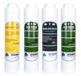 Set filtre HQ 7-4FN by Hyundai Waco. de schimb la 1 an (1xSediment+2xPost Carbon Block+1xNano-PH)