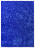 Covor Shaggy Soft, Albastru, 190x190, Tom Tailor