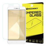 Cumpara ieftin Folie Xiaomi Redmi 4X, Sticla Securizata 9H Pro, Case Friendly, Wozinsky, Transparent