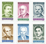 România, LP 1299/1992, Aniversări-Comemorări-Personalităţi, MNH, Nestampilat