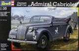 + Macheta Revell 03099 1:35 - German Staff Car – Admiral Cabriolet +