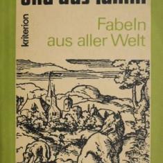 Der Wolf und das Lamm. Fabeln aus aller Welt