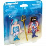 Set 2 Figurine Rege si Sirena, Playmobil